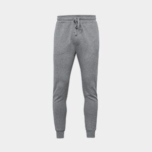 Grå bambus sweatpants til mænd fra JBS of Denmark (Størrelse: Large)