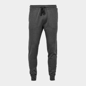 Mærkegrå bambus sweatpants til mænd fra JBS of Denmark (Størrelse: X Large)