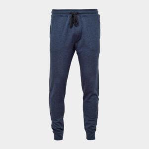 Navy bambus sweatpants til mænd fra JBS of Denmark (Størrelse: XX Large)