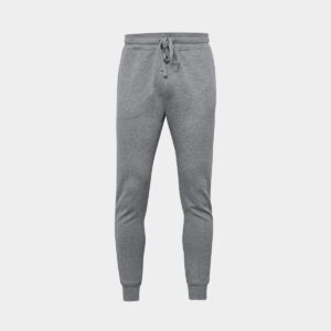 Grå bambus sweatpants til mænd fra JBS of Denmark (Størrelse: Medium)
