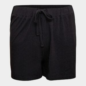 Sorte bambus shorts til dame fra JBS of Denmark (Størrelse: X Large)