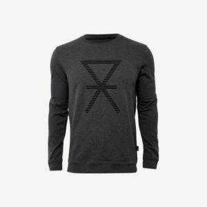 Bambus, Sweatshirt, Mørkegrå