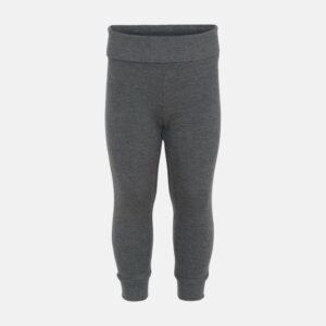 Bambus, Sweatpants, Mørk grå melange