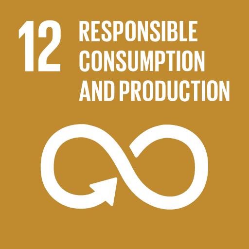 Verdensmål 12 - Ansvarlig produktion og forbrug