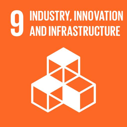 Verdensmål 9 - Industri og innovation